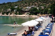 Aliki Beach, Thassos Town (Limenas), Greece