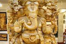 Oak Ray Handcrafted Wood Carvings, Kandy, Sri Lanka