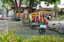 Plaza Cuartel, Puerto Princesa, Philippines