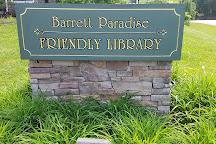 Barrett Paradise Friendly Library, Cresco, United States
