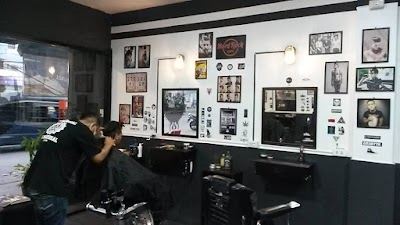 RebelHouse BarberShop ร้านตัดผมชายเชียงราย