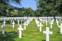 Brittany American Cemetery, Saint James, France
