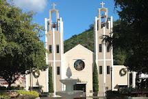 Parroquia Santo Cristo de la Salud, Comerio, Puerto Rico