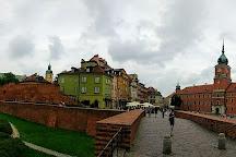 Castle Square (Plac Zamkowy), Warsaw, Poland