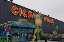 Giga Parc, Creysse, France