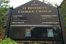 St Benedict's Church, Sydney, Australia
