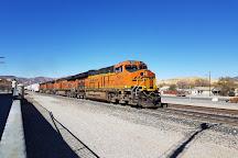 Tehachapi Depot Railroad Museum, Tehachapi, United States
