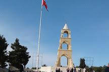 KIrmIzI SIrt 125. Alay Siperleri, Canakkale, Turkey