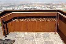 Castillo de Santa Barbara, Teguise, Spain