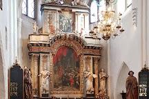 Sankta Maria Kyrka, Ystad, Sweden