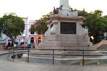 Plaza de la Catedral, San Juan, Puerto Rico
