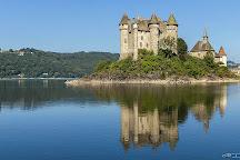Chateau de Val, Lanobre, France