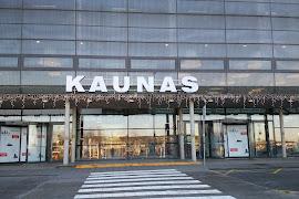 Аэропорт   Kaunas International Airport