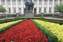 Vasil Levski Monument, Sofia, Bulgaria