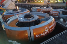 Donuts BBQ Boat, Saint Francois, Guadeloupe