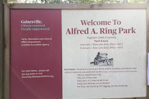 Alfred A Ring Park, Gainesville, United States