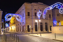 Teatro Garibaldi, Avola, Italy