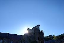 Vestiges de l'Abbaye d'Aulne, Thuin, Belgium