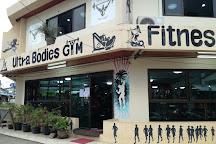 Ultra Bodies Fitness Gym, Ko Samui, Thailand