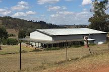 Mount Majura Vineyard, Canberra, Australia