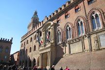 Palazzo Comunale, Bologna, Italy