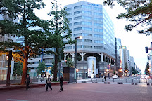 Akarenga Terrace, Sapporo, Japan
