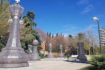 Jardines de Pablo Sorozabal, Madrid, Spain