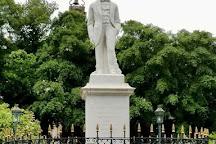 Estatua de Carlos Manuel de Céspedes, Havana, Cuba