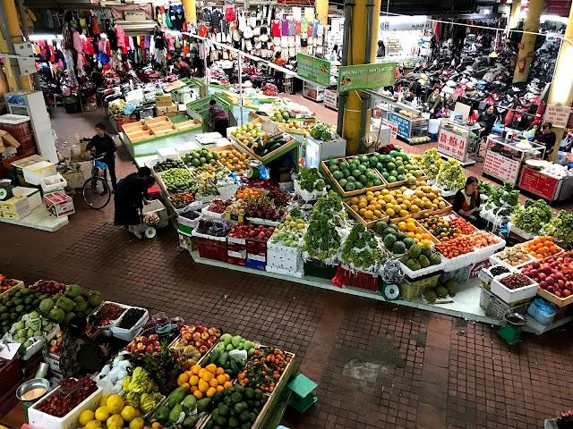 Chợ Hôm - Đức Viên