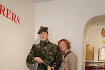 King's Own Scottish Borderers Regimental Museum, Berwick upon Tweed, United Kingdom
