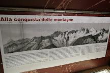 Galleria Paradiso, Passo del Tonale, Italy