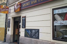 Sports Bar Pohoda, Prague, Czech Republic