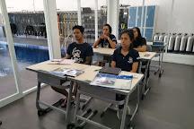 Alpha World Diving, Sanur, Indonesia
