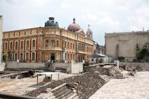 Museo del Templo Mayor, Mexico City, Mexico