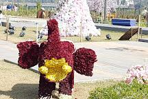 Riverfront Flower Park, Ahmedabad, India