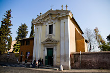 Chiesa del Domine Quo Vadis, Rome, Italy