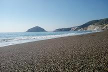 Maronti Beach, Ischia, Italy