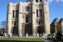Basilica Cathedral of Saint-Denis, Saint-Denis, France
