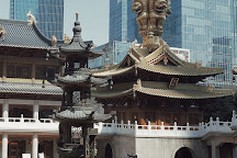 Jing'an Temple, Shanghai, China