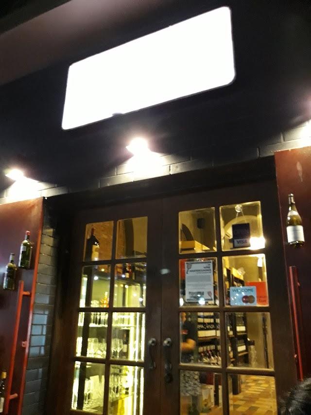 The Warehouse Wine Shop