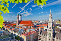 SANDEMANs New Munich, Free Walking Tour, Munich, Germany