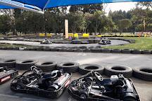 Pole Position Karts, Harare, Zimbabwe