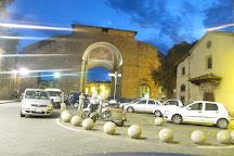 Porta Romana, Florence, Italy