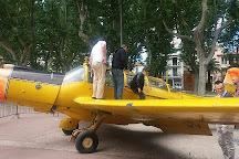 Musee de l'Aviation - Mas Palegry, Perpignan, France
