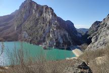 Lake Bovilla, Tirana County, Albania