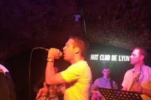 Le Hot Club, Lyon, France