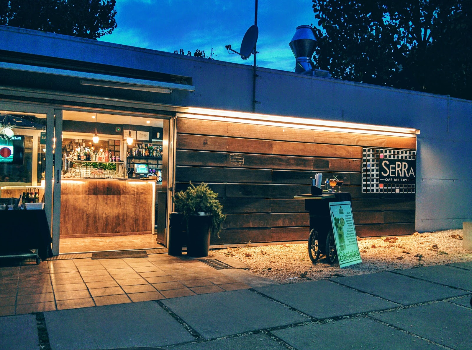 Restaurant Serra