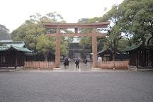 Meiji Jingu Shrine, Shibuya, Japan