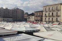 Fera 'o Luni - Mercato di piazza Carlo Alberto, Catania, Italy