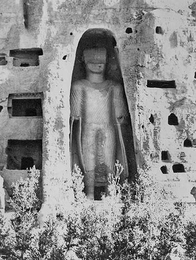 Bamiyan Budha (Shah Mama) Site
